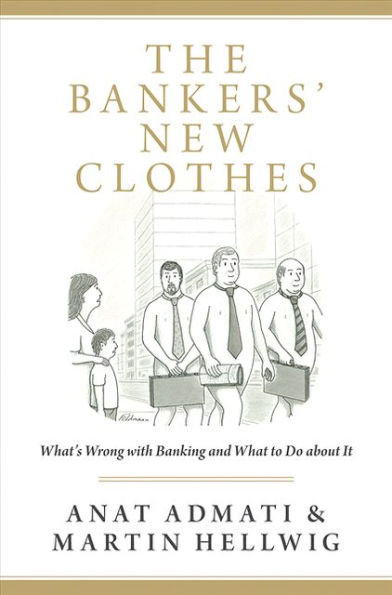 <p>Book:</p> <p>Banker's New Clothes. What's Wrong with Banking and What to Do About It</p>
